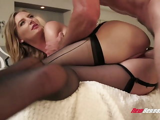 Horny Mom Mona Wales Fucking Step Son