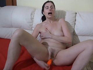 OLDNANNY: BBW granny loves anal Old granny fucked by her you